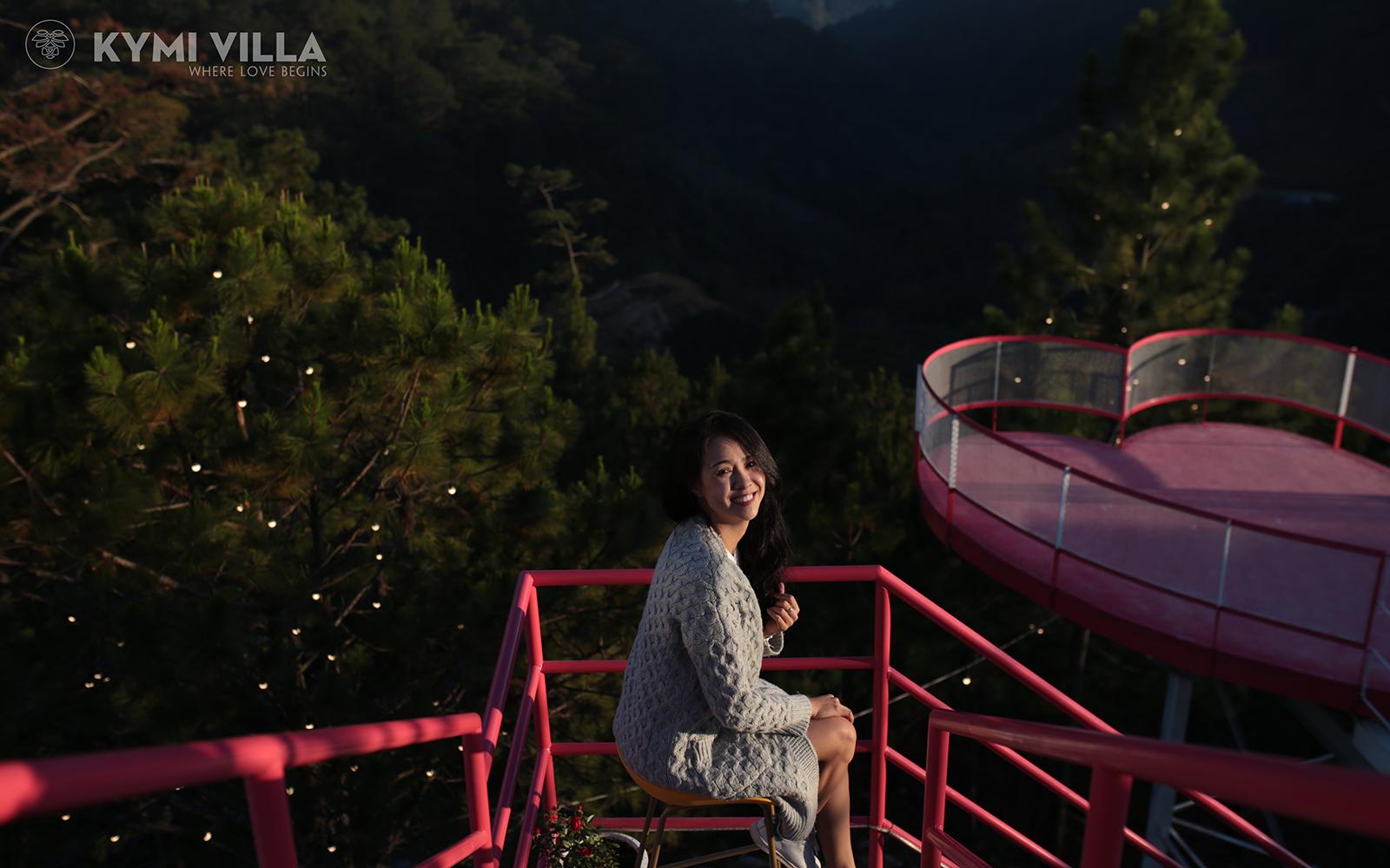 """Kymi Villa - """"thánh địa sống ảo"""""""