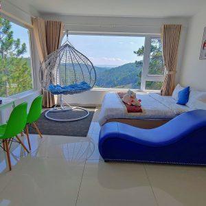 Khách sạn homestay coffee Kymi Villa Đà Lạt