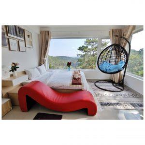 homestay kymi villa đà lat phòng honey room