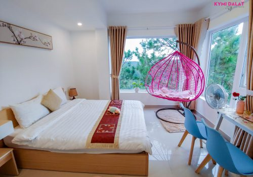 kymi villa homestay khach san da lat coffee view doi thong