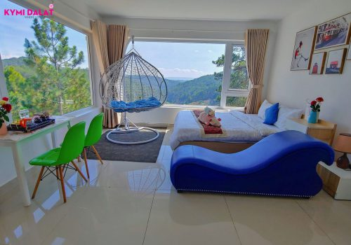 kymi villa homestay khach san da lat coffee doi thong
